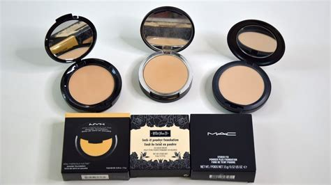 Best powder foundation for combination oily skin   YouTube