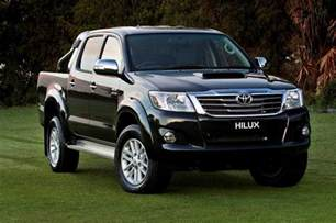 Hilux Toyota 2015 2015 Toyota Hilux May Roll Out In The Market Late In June