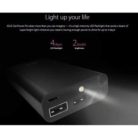 Powerbank Asus Zenpower Pro asus zenpower pro power bank 10050mah black
