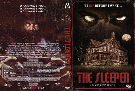 the sleeper and the the sleeper movie dvd custom covers the sleeper custom dvd covers