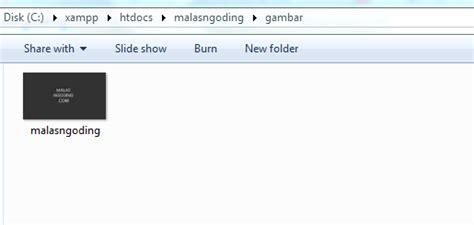 membuat database dengan codeigniter membuat upload file dengan codeigniter malas ngoding