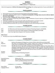 Resume Sles Simple by Resume Format Network Administrator Doc Bestsellerbookdb
