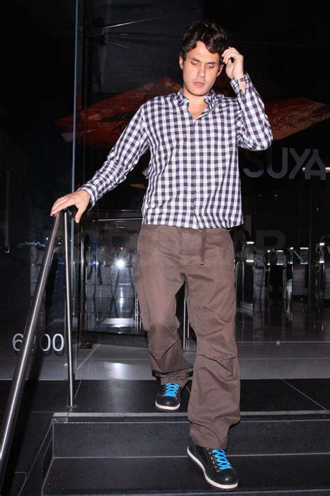 Mayer Comes Out by Photos Of Mayer Leaving La S Katsuya Battle Studies