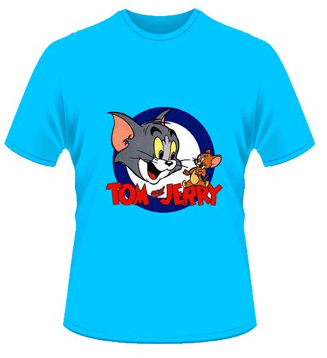 tshirt kaos tom jeri tom jerry collections t shirts design