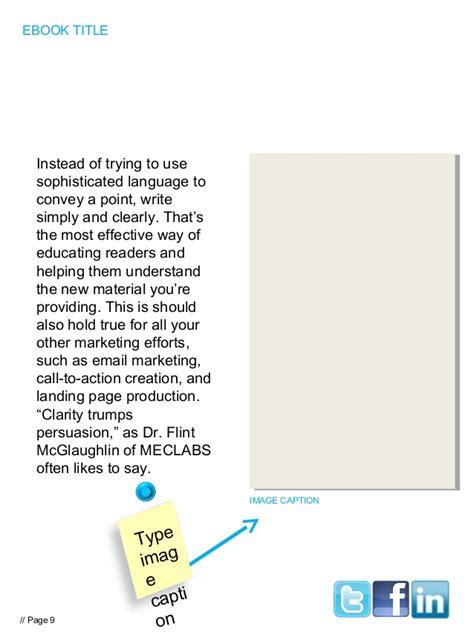 ebook powerpoint template