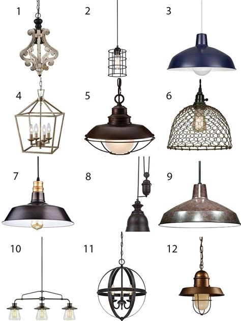78 ideas about farmhouse lighting on