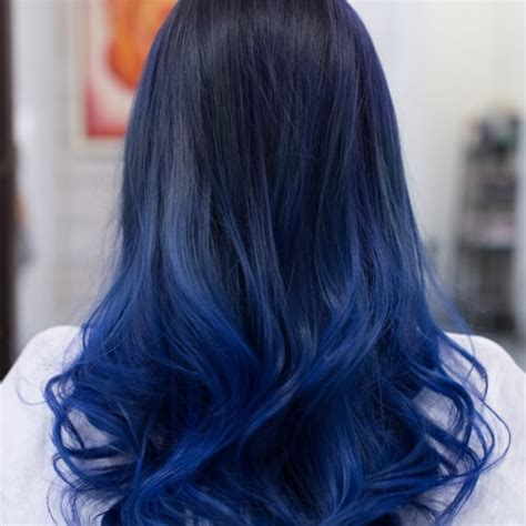 Is Ombre Blue Hair Ok For Older Women | is ombre blue hair ok for 25 best ideas about blue ombre