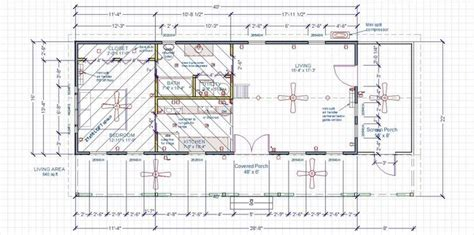 I Like This Floor Plan A Great Deal I Would Customize It 16x40 Lofted Cabin Floor Plans