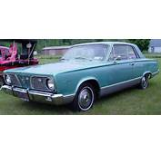 1966 Plymouth Valiant Sport  Blue