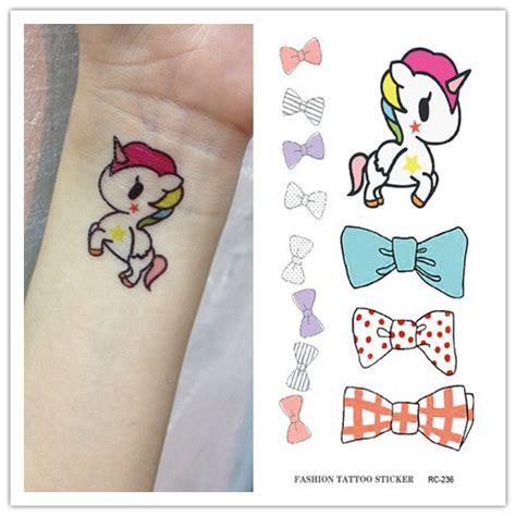 Cartoon Tattoo Sticker | aliexpress com buy rc2236 waterproof fake tattoo