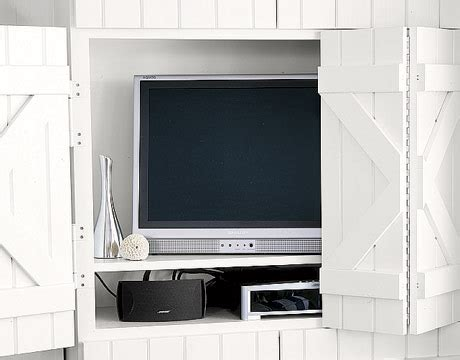 Plans For Flat Screen Tv Cabinet Home Entertainment Tv Cabinets With Doors To Hide Tv