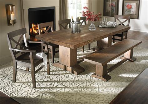 """Cape Town Dining Table 94"""" #solidwood   Haynes: Dining"""