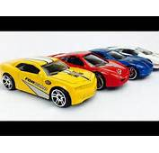 Carros De Carreras Para Ni&241os  Autos En Colores Primarios YouTube