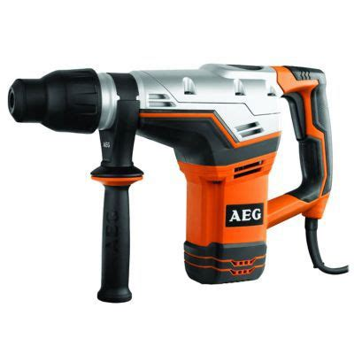 Robinet Perforateur by Perforateur Aeg Powertools Kh5g Sds Max 9 Joules Castorama