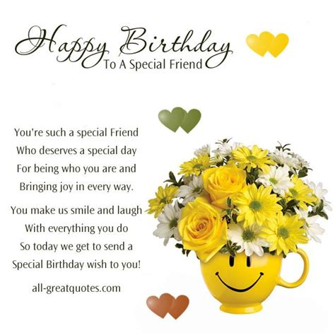 for a very special friend greeting card everyday friend verse for card best girl friend 80 birthday verse
