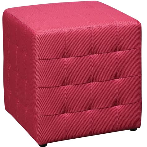 fabric ottomans fabric cube ottoman in ottomans