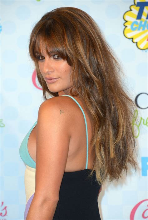 which hair colour does lea michele wear for loreal the 5 most awesome celebrity hair makeup and nail looks
