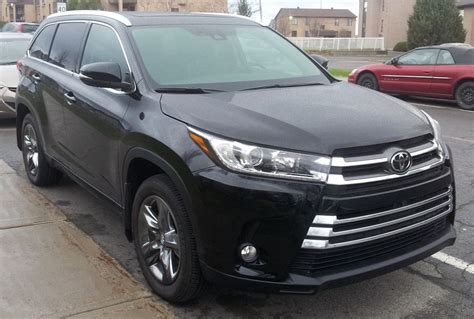 where is toyota from toyota highlander