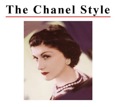 coco chanel hair styles thesalonguy hair blog he knows salons the chanel style