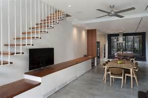 House Design From Inside Terrace House Homedsgn