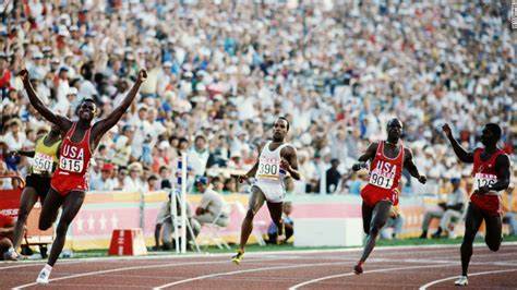 Olympics L by Or Villain Ben Johnson And The Dirtiest Race In
