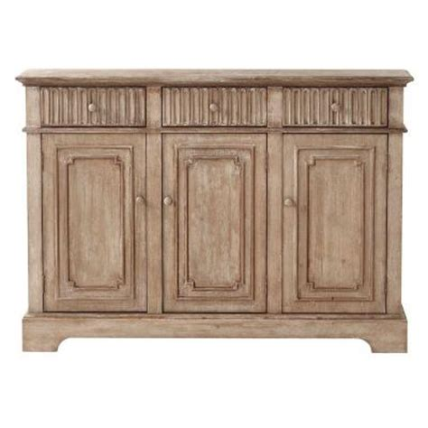 Home Depot Buffet Ls by Home Decorators Collection Manor 3 Door Buffet In Washed