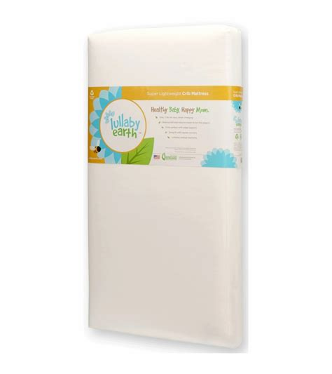 Lullaby Earth Crib Mattress Reviews Lullaby Earth Crib Mattress Le10
