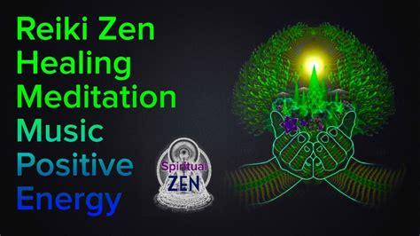 reiki zen aura healing meditation   hour healing