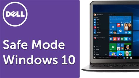 install windows 10 in safe mode windows 10 booting to black screen fix howtosolveit