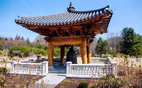 korean garden decoration korean bell garden meadowlark botanical gardens vienna