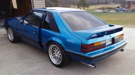 86 ford gt 86 mustang gt