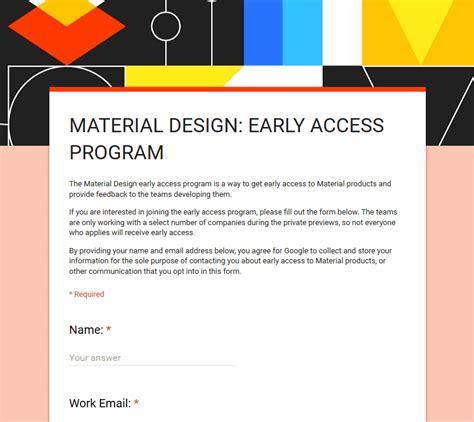 design criteria material google unveils a unified support page quot material io quot to