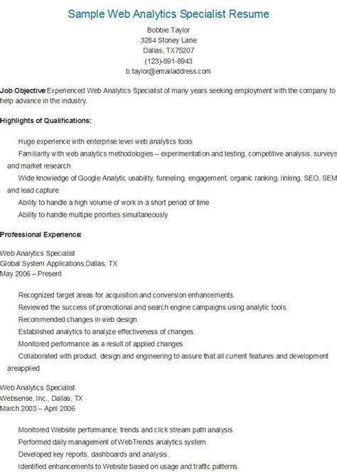 funky seo specialist resume image collection exle