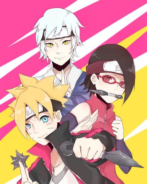 boruto website team konohamaru naruto image 2100808 zerochan anime