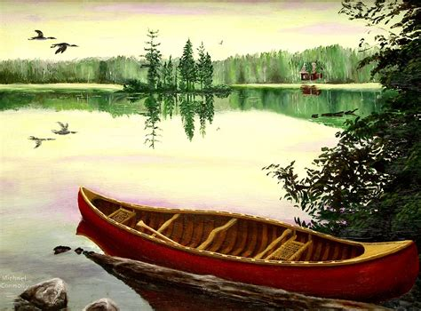 quiet canoes my love for a canoe calm canoe lake peaceful quite