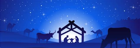 blue christmas service clipart church catch the spirit