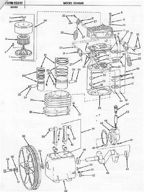 speedaire zb parts master tool repair