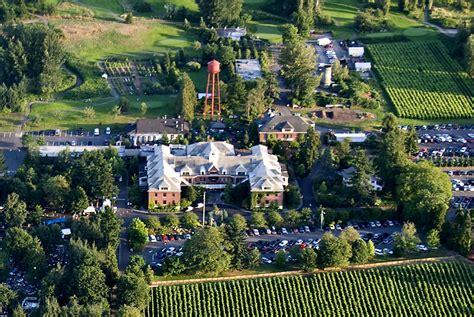 Oregon Gardens Resort by Multnomah County Poor Farm Edgefield
