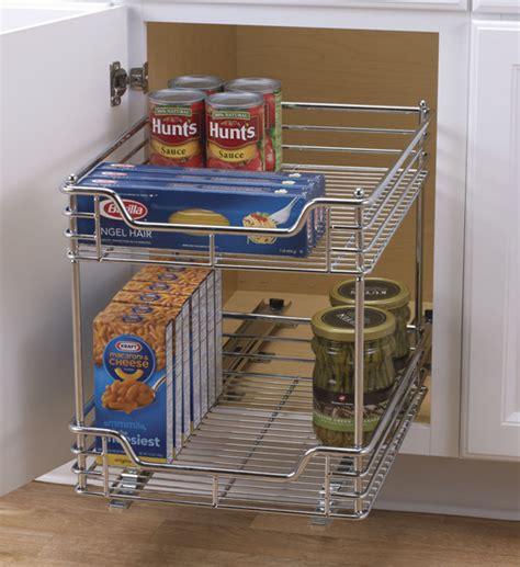 sliding cabinet organizers kitchen chrome two tier sliding cabinet organizer pantry and