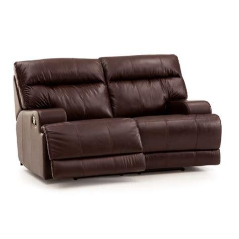 leather cuddler recliner lincoln genuine leather cuddler recliner humble abode