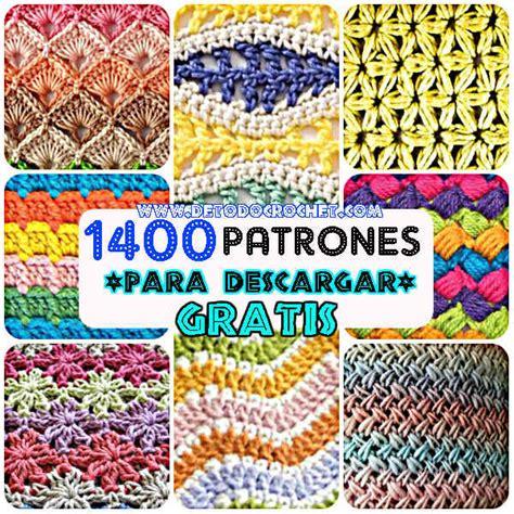 revista de crochet para este ao 2016 todo patrones libro de tejido con 1400 patrones todo crochet
