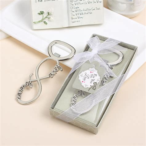 Free Wedding Giveaways - free shipping love forever bottle opener wedding favors and gifts wedding gifts for