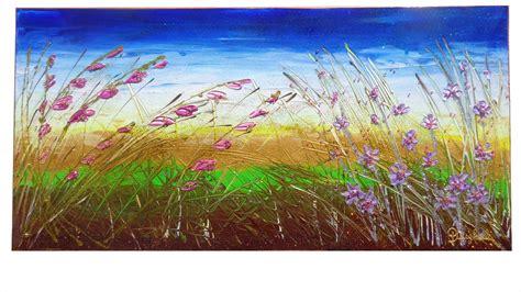 immagini quadri fiori paesaggio piccolo con fiori vendita quadri