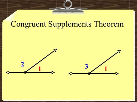 supplement and complement angles 1 5 complementary and supplementary angles