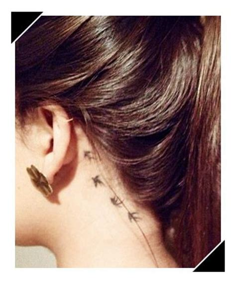 sparrow tattoo behind ear 141 best images about tats on pinterest camera tattoos
