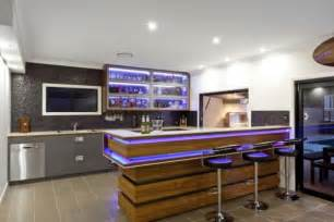 Home Bar Interior Design by The Drinks Are On The House Best Home Bars Terrys