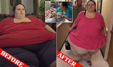 my 600 lb life dottie story tlc 640lb woman forced to have life saving surgery biggies