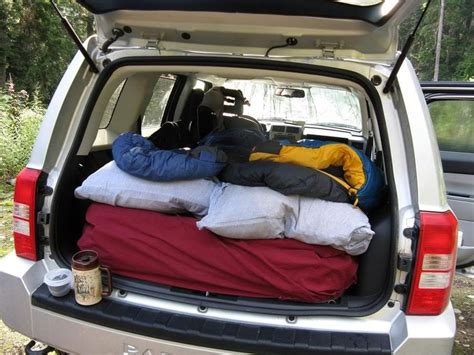 jeep bed in back sleeping in the jeep cing pinterest jeeps jeep