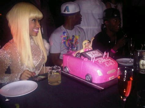 its barbie b tch nicki minaj interview necole bitchie it s barbie b tch nicki minaj celebrates bday in vegas w