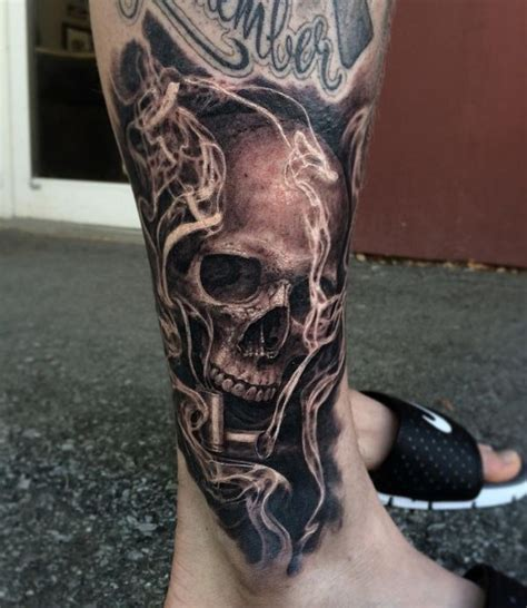 mens skull tattoo designs 100 awesome skull designs designs